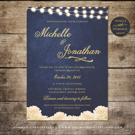 Coral And Gold Wedding Invitations for your inspiration to make invitation template look beautiful