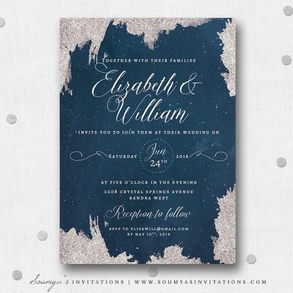 winter wonderland « wedding invitations | soumya's invitations, Wedding invitations