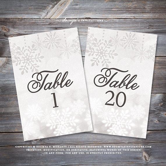 Very best Winter Wedding Signs, Snowflake Wedding Signs, Silver Grey Wedding  ZU26